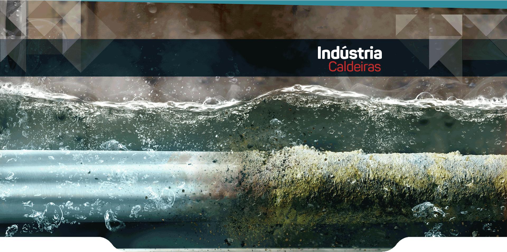 Incrustações Minerais